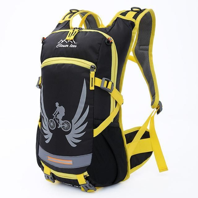 Outdoor Mountain Bicycle Bag Cycling Sport Backpacks Nylon 15L Waterproof  Bike Bag Riding Bicycle 274e9a8ef341f