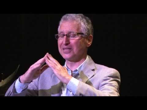 How music conveys messages | Yehuda Hanani | TEDxFultonStreet - YouTube