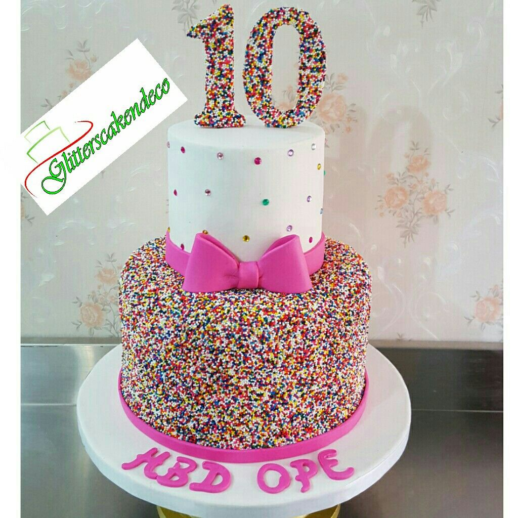 Remarkable Birthday Cake With Images 10Th Birthday Cakes For Girls Cake Funny Birthday Cards Online Inifodamsfinfo