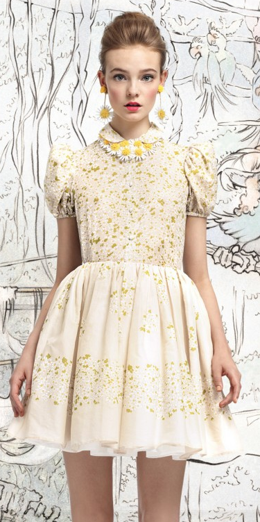 Red Valentino S/S 2013 | Runway Couture | Pinterest | Fashion ...