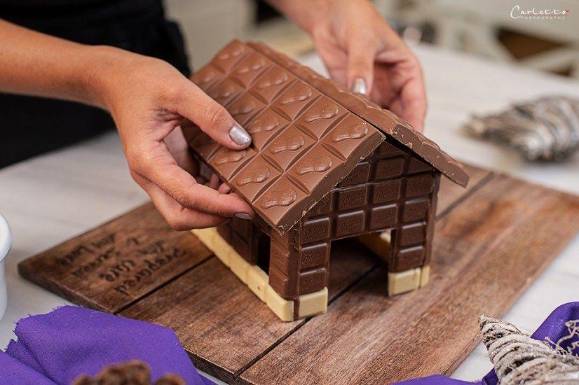 22+ Haus aus schokolade basteln 2021 ideen
