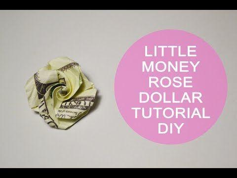 Diy rose dollars money origami flower gift bills paper tutorial diy rose dollars money origami flower gift bills paper tutorial youtube mightylinksfo