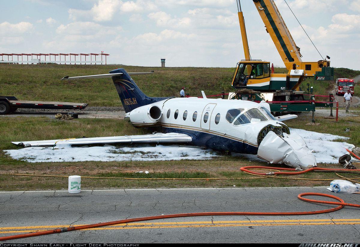 Beech Beechjet 400A crashed | Planes | Jet, Aircraft, Private jet