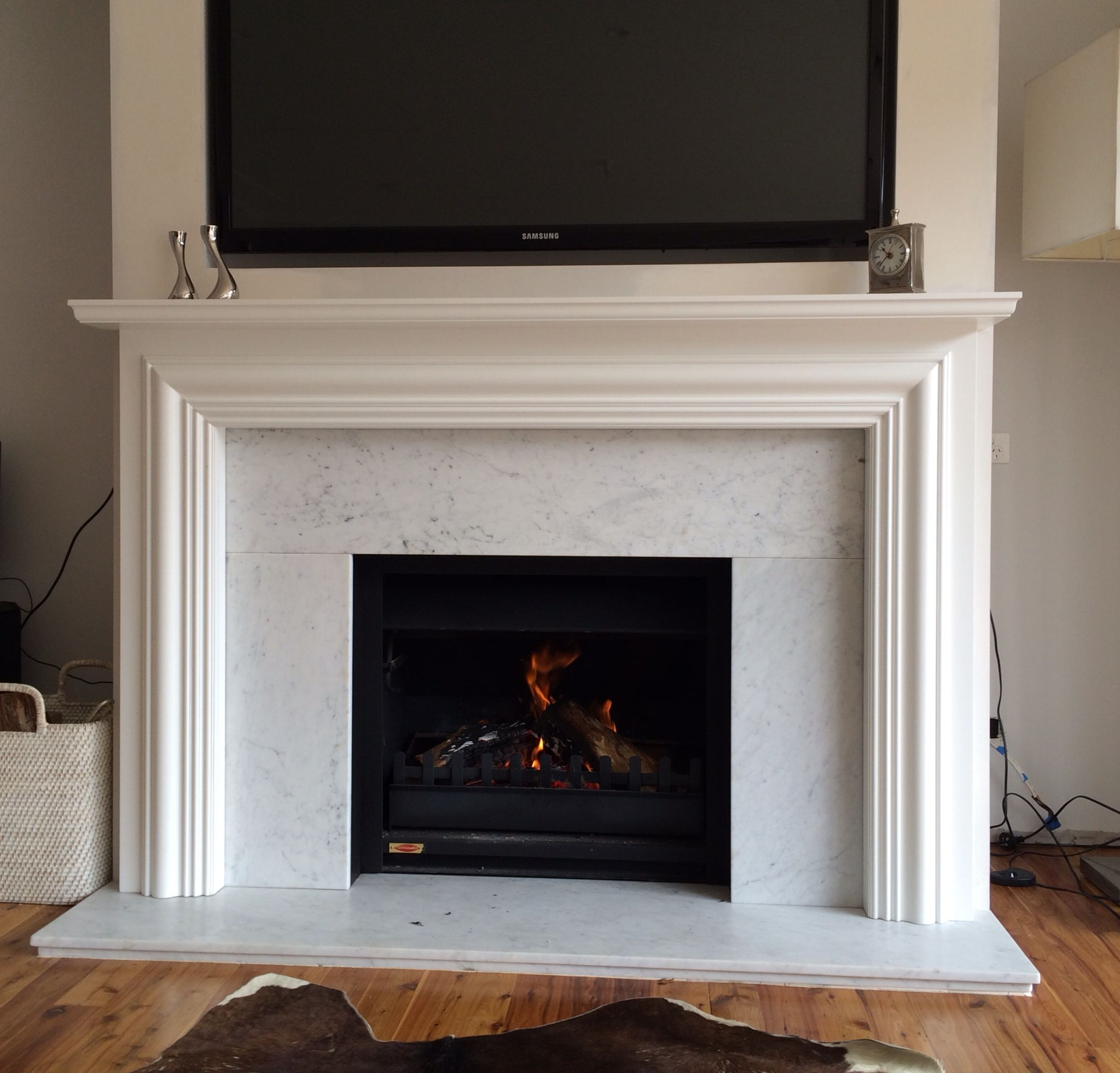 electric mantle white and home interior of fireplace images with