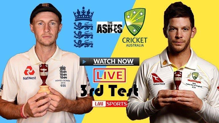 Ashes Live England vs Australia Live Cricket Streaming 26