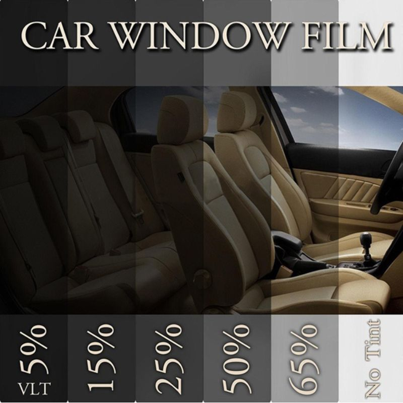 Car Window Tinting Film Shades
