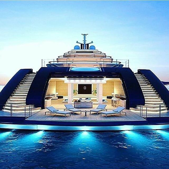 What do u think about this unique yacht? #VIBES_Luxury .  Follow our other accounts:  @vibes_hotels @vibes_cars @vibes_jewelery @vibes_lifestyle  #entrepreneur #entrepreneurlifestyle #business #motivation #lifestyle #inspiration #businesswomen #luxury #picoftheday #awesome  #entrepreneurship #motivational #fitness #bosslife #billion #businessman #businesswomen #motivationalquote #instagood  #amazing #dailyquotes #success #like4like  #inspirational #classy #millionaire  #youngmentor  Cc…