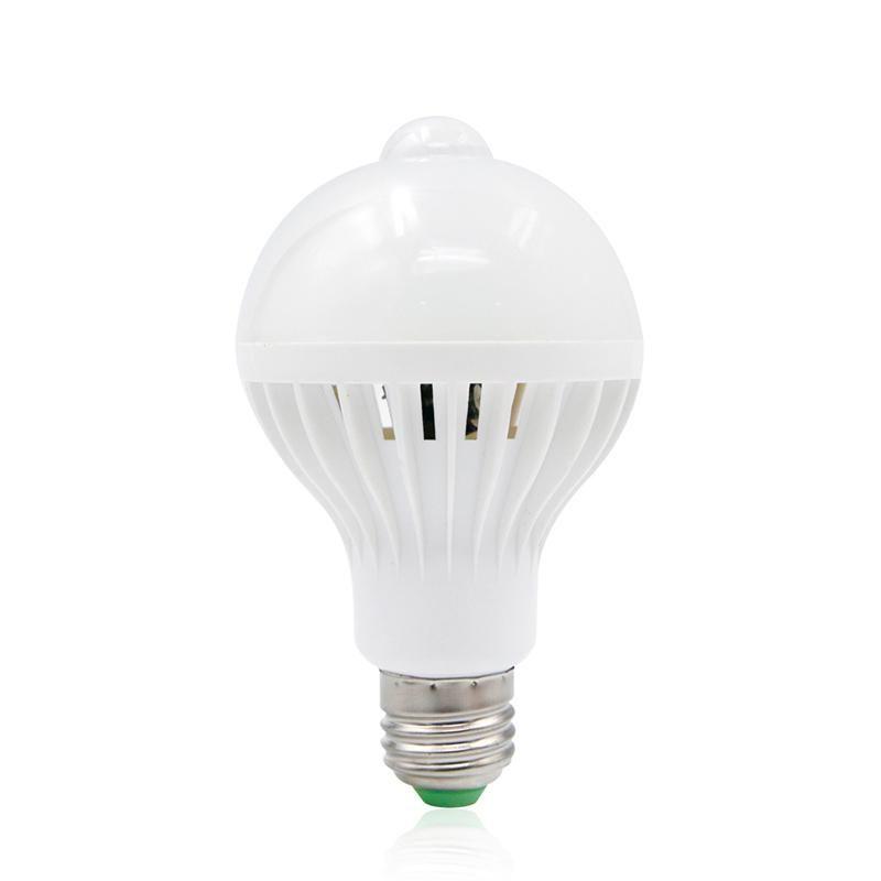 Visit To Buy Led Pir Motion Sensor Lamp E27 220v 5w 7w 9w Led