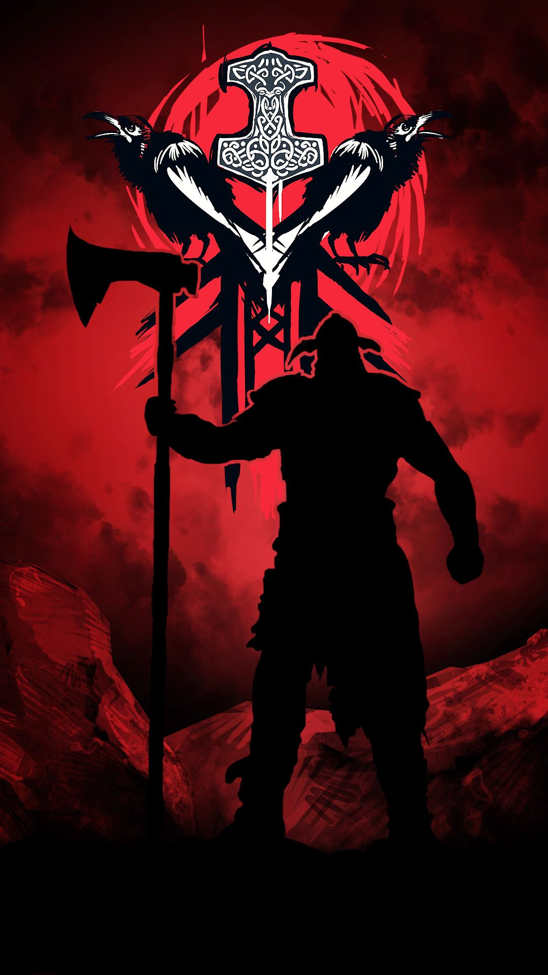 For Honor Raider Viking Wallpaper Viking Art For Honor