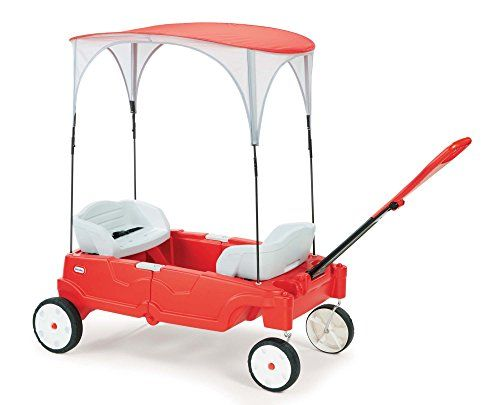Kids Pull Along Wagons Little Tikes Fold N Go Deluxe