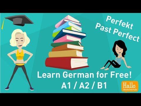 Online Deutsch lernen A1 / Zu Lektion 33 / Verben im