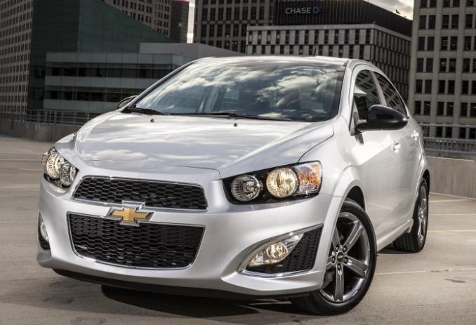 2020 Chevrolet Sonic Rumors Review Specs Price Dengan Gambar
