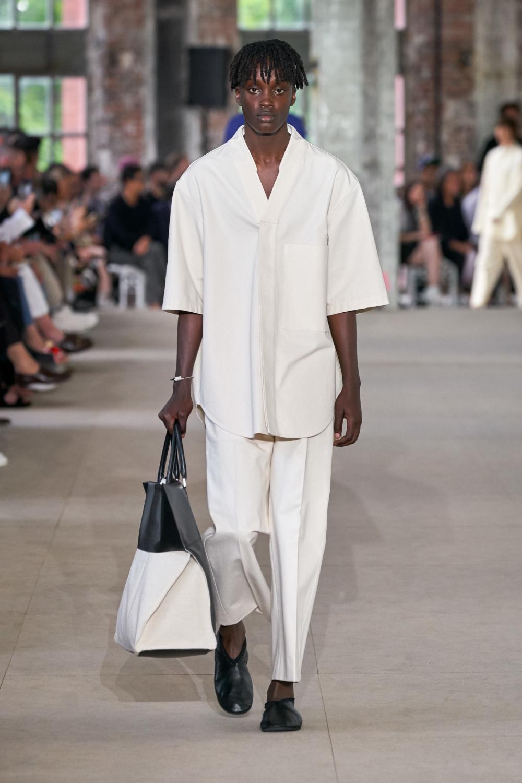 Jil Sander Spring 2020 Menswear Fashion Show – Menswear