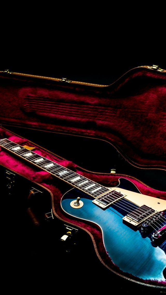 Gretsch Guitar Wallpaper 1024x1024 IPhone Wallpapers 36