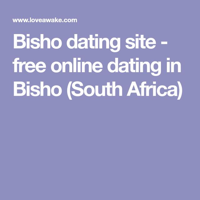 Gratis online dating RSA