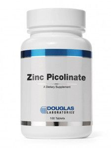 Douglas Labs- Zinc Picolinate 20 mg 100 tabs