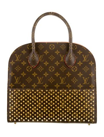 8ca00d79c16 Christian Louboutin x Louis Vuitton #Shopping #Bag | Glamorous ...