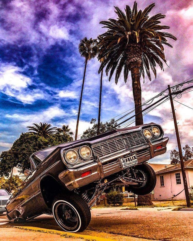 Pin By Antonio Vasquez 26 On Cars Lowriders Lowrider Cars Hydraulic Cars
