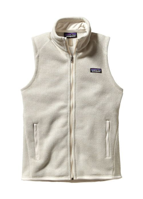 Better Sweater Vest In Raw Linen By Patagonia Sweater
