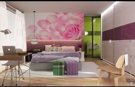 Bedroom Colors & Moods – Perfect Color   modern bedroom   Pinterest ...