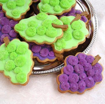 Wine Tasting Party Cookies
