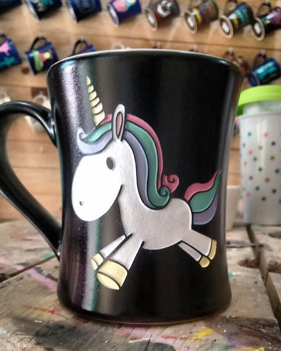 Dovanaml tazas personalizadas unicornio for Modelos de tazas