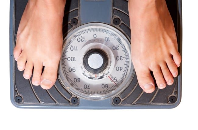 Fatigue weight gain loss of appetite