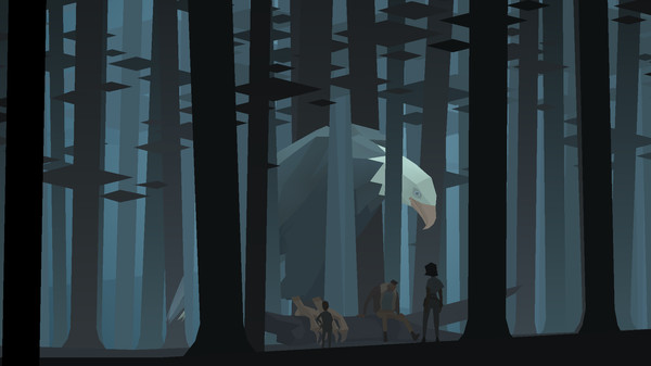 Kentucky Route Zero Pc Edition On Steam Kentucky Indie Games Abstract Artwork