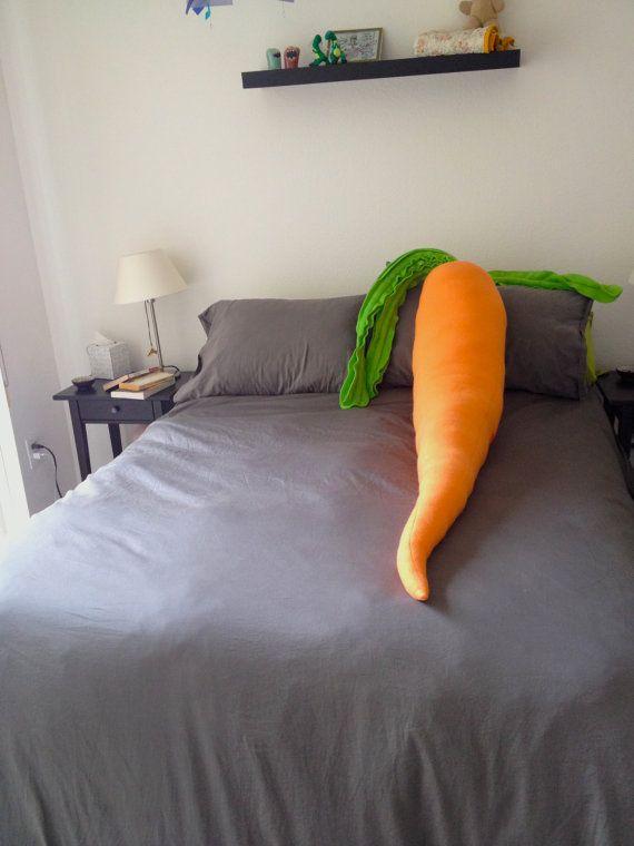Carrot Pillow As Seen on TV Giant 4