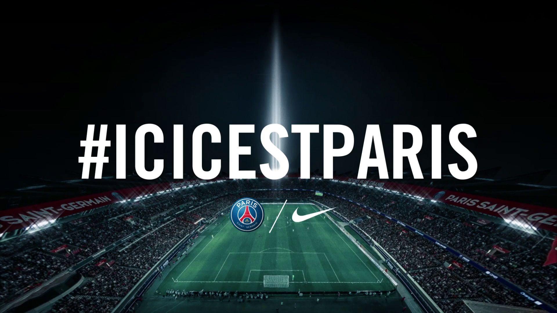 #ICICESTPARIS - psg.fr | Psg, Sport, Paris saint germain