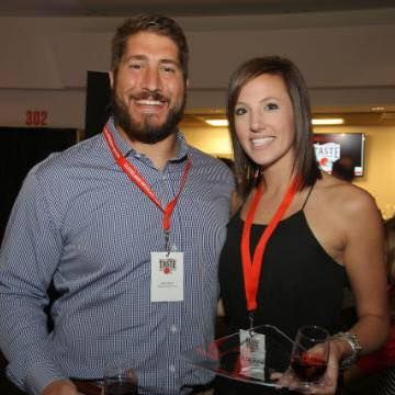 bf804b3eec3 Alyssa Ropes Mack is the wife of NFL player Alex Mack. He is a center  player for the Atlanta Falcons who previously played for the Cleveland  Browns.