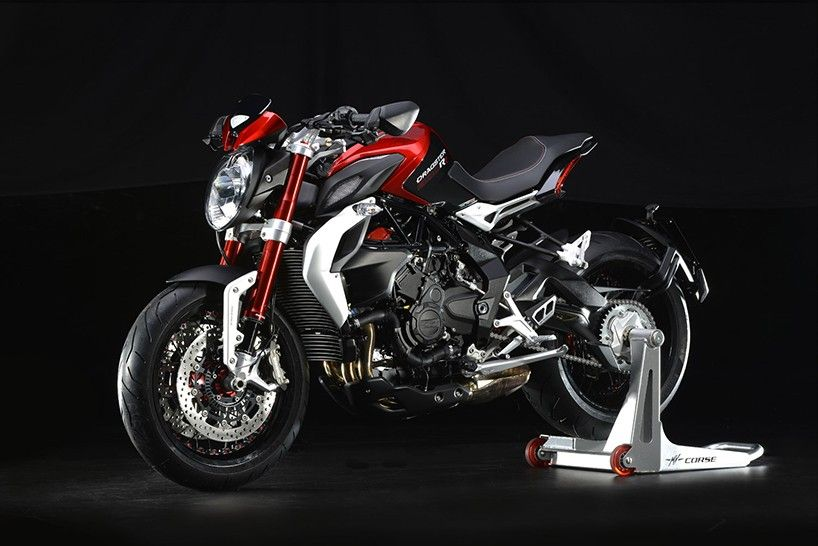 Lewis Hamilton Mv Agusta Team Up For A Limited Edition Dragster