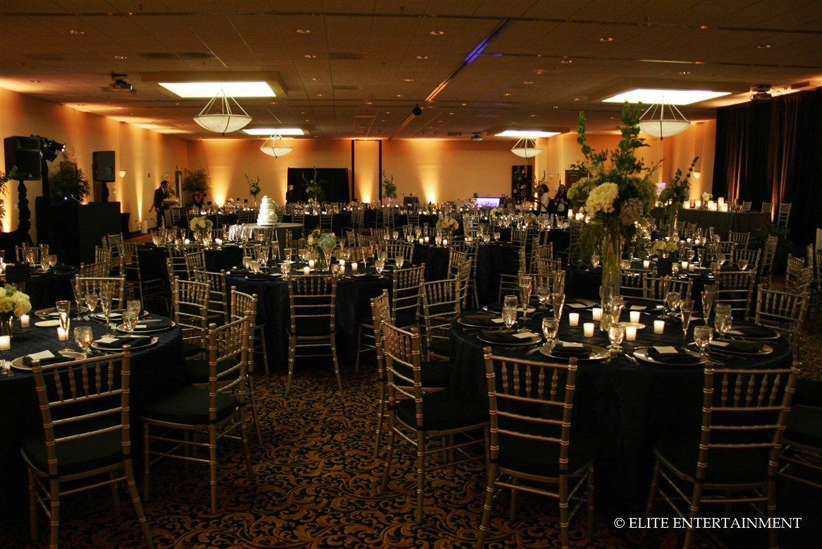 White Linens, Black Napkins And Gold Chairs   Google Search
