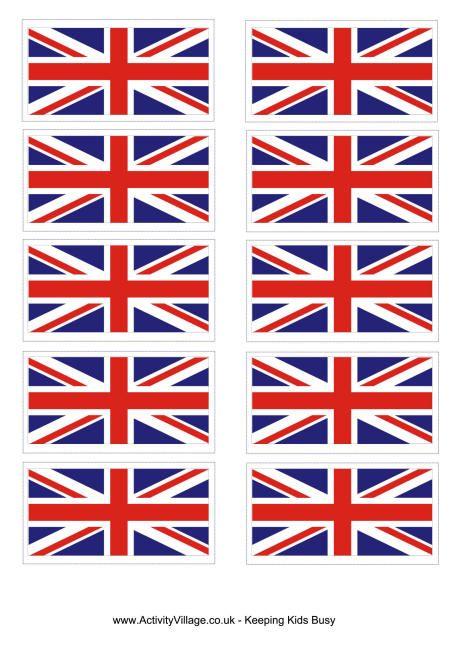 United kingdom flag printable gs world thinking day - Uk flag images free ...