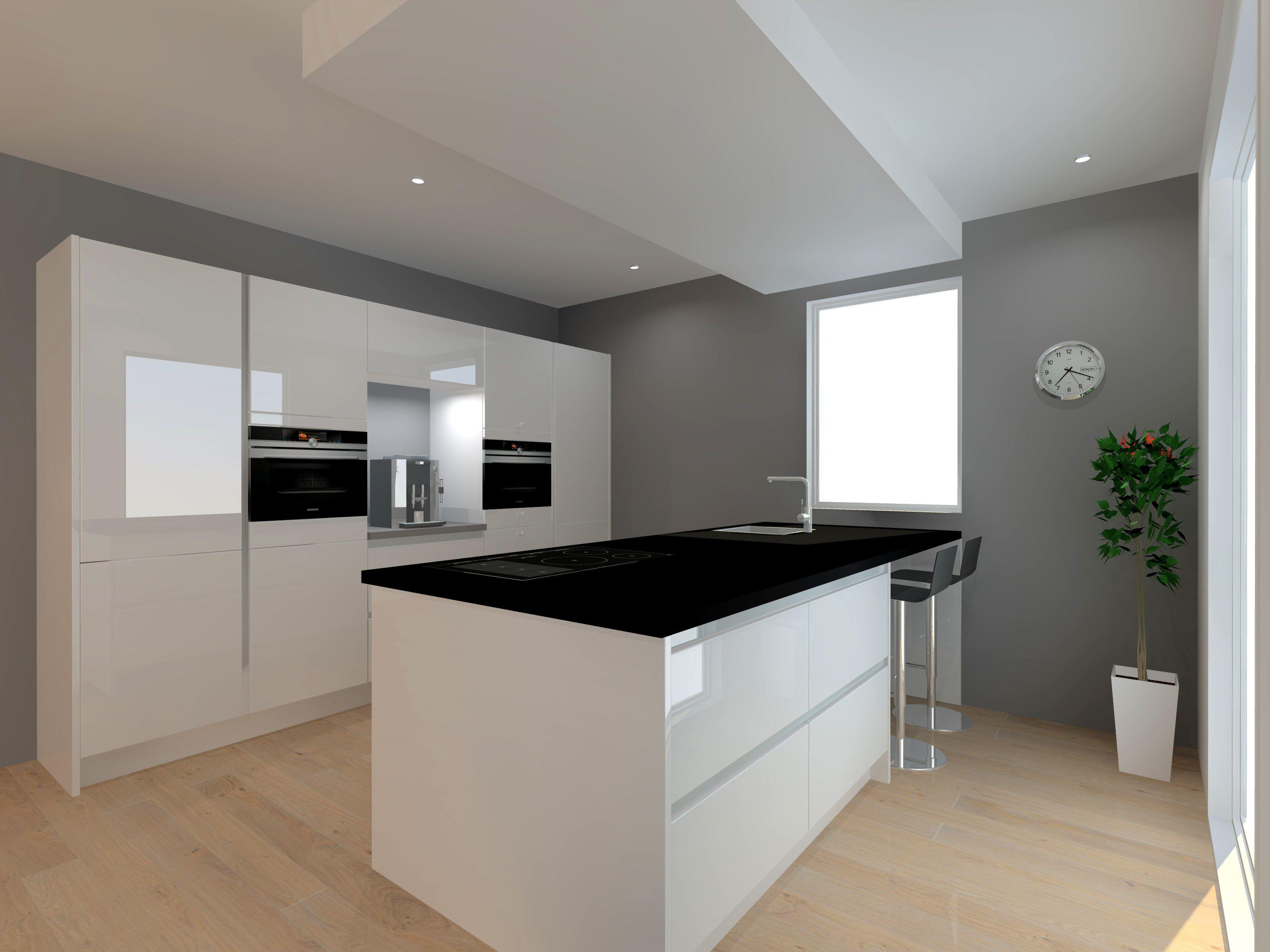 Virtual Reality Keuken : D keukenontwerp virtuele keuken plaatsing virtual reality keuken