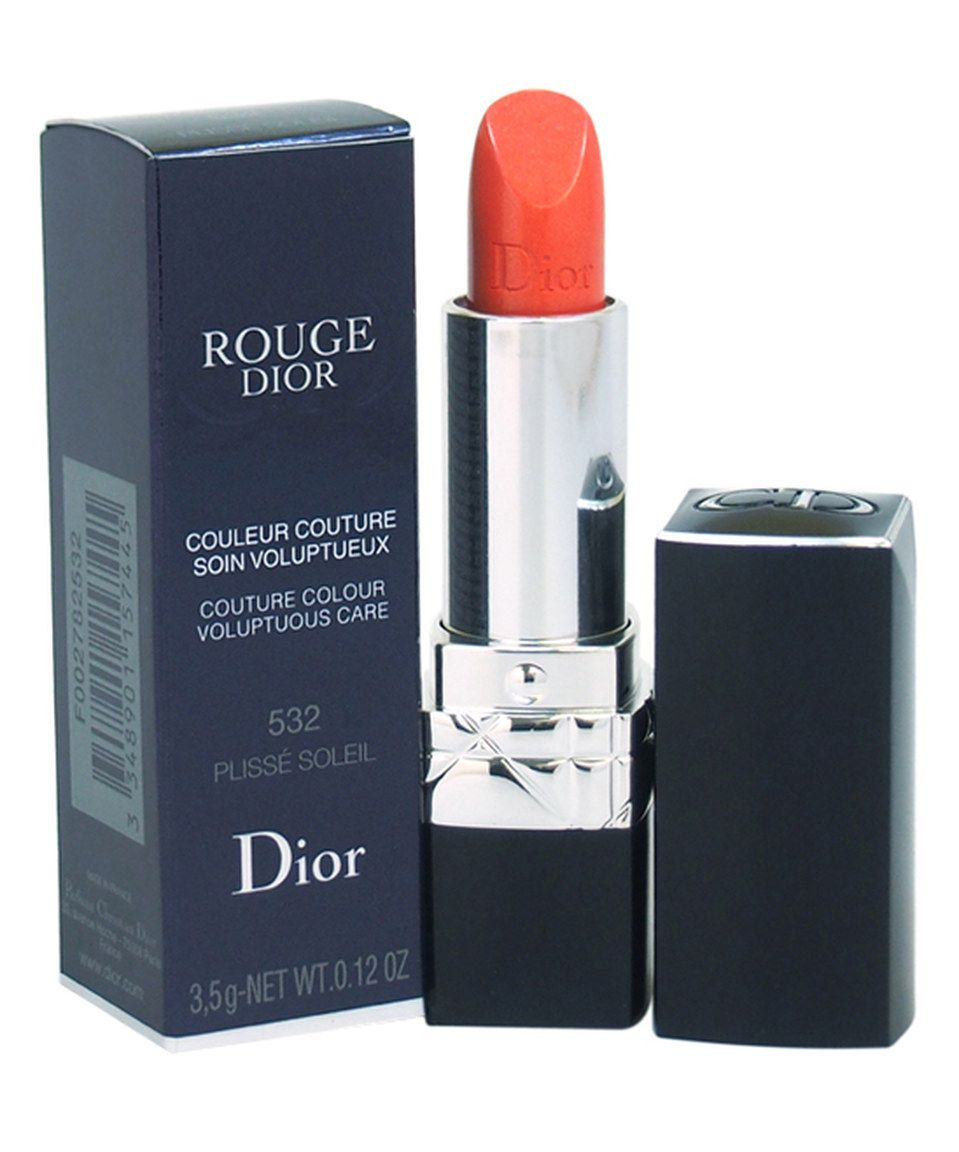 Love this Dior Plisse Soleil Rouge Dior Couture Colour Lipstick by Dior on #zulily! #zulilyfinds
