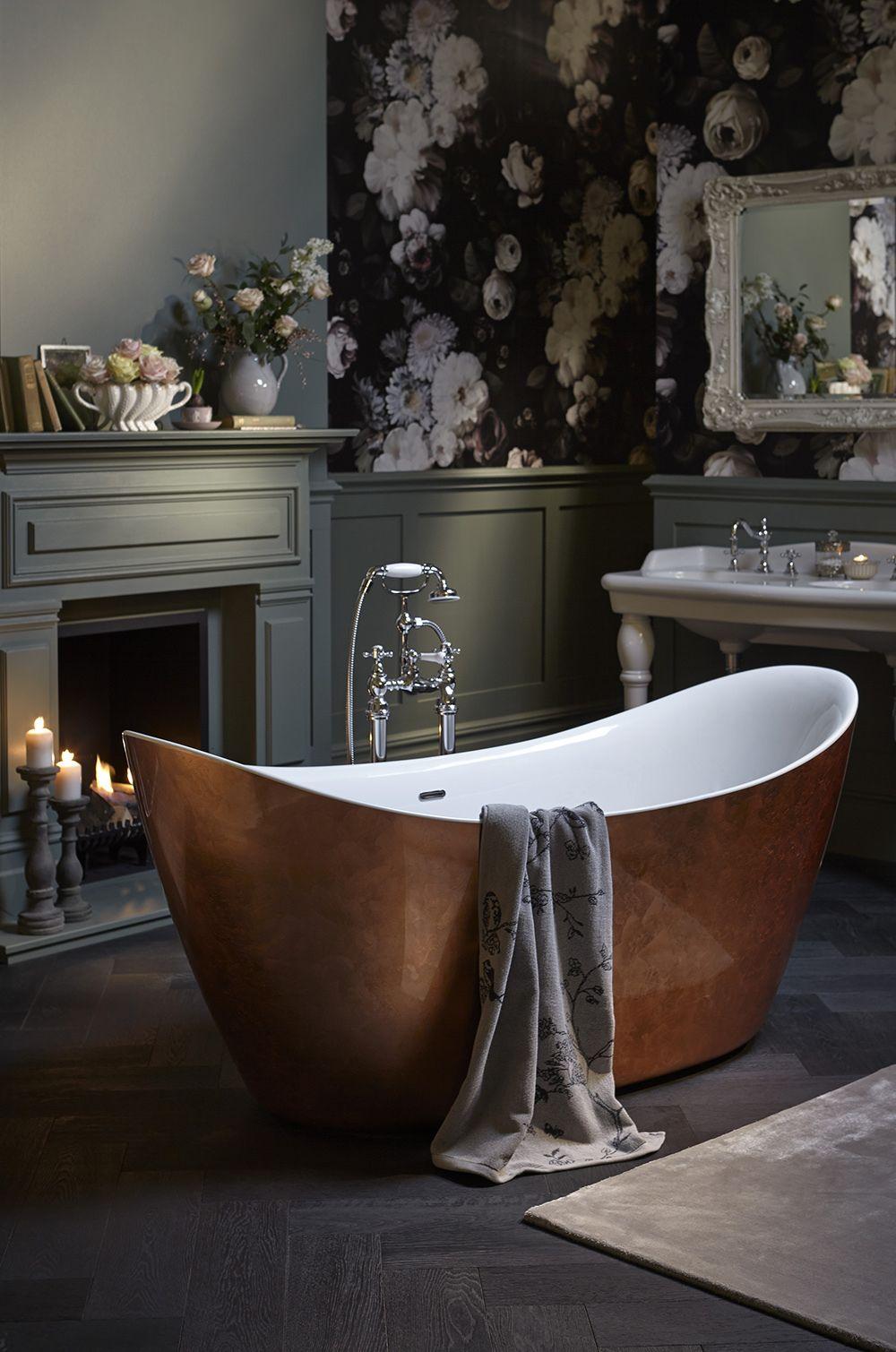 Tecaz bathroom suites - Freestanding Bath
