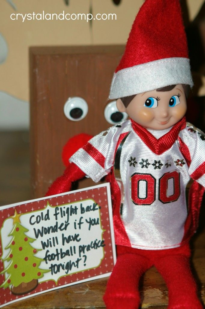 Elf On The Shelf Ideas When You Forget To Move Elf Elf On The