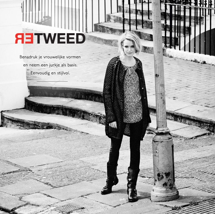 Retweed - Expresso, Fashion with a soul