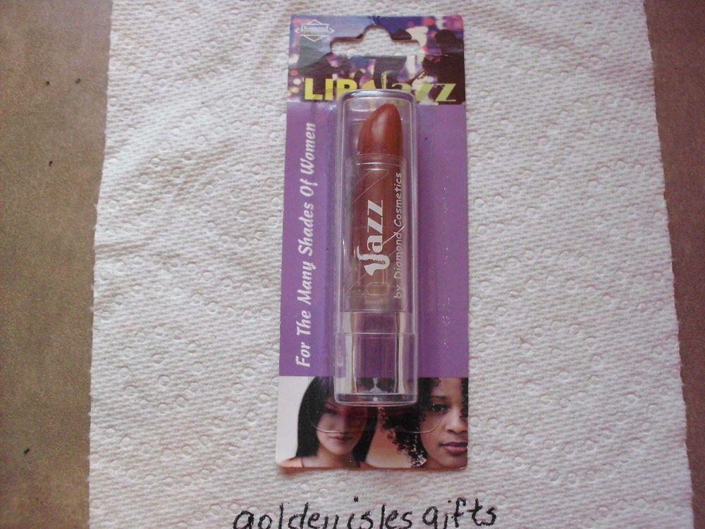 Lip Jazz Lipstick Lip Colort NEW Diamond Cosmetics #135 REALLY RED