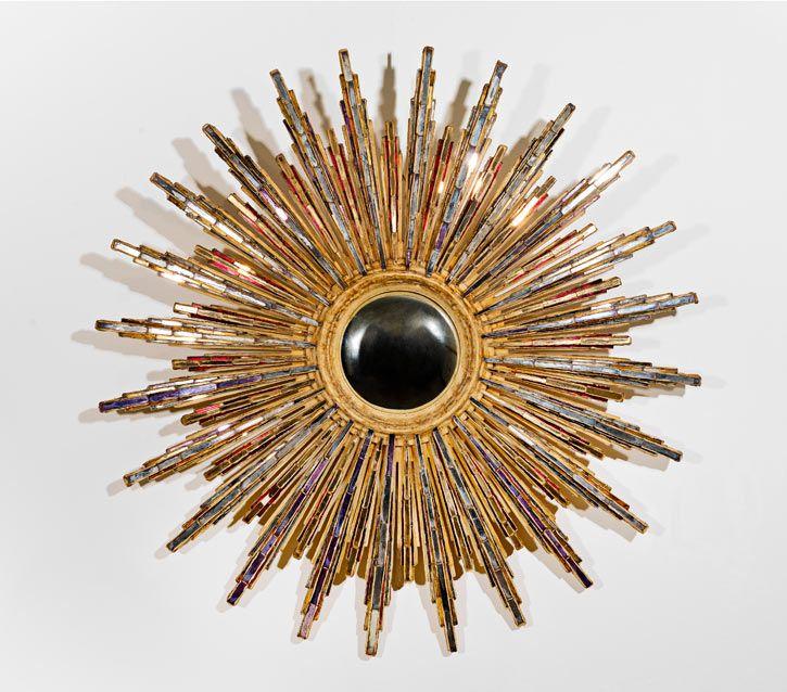 Line vautrin miroir roi soleil miroirs pinterest for Miroir line vautrin