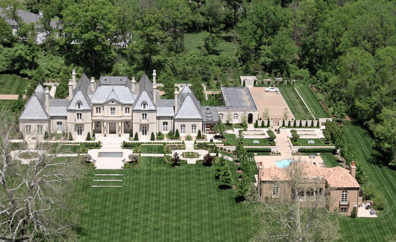 Ch 226 Teau Pensmore Ozark Mansion In Four Seasons Worth