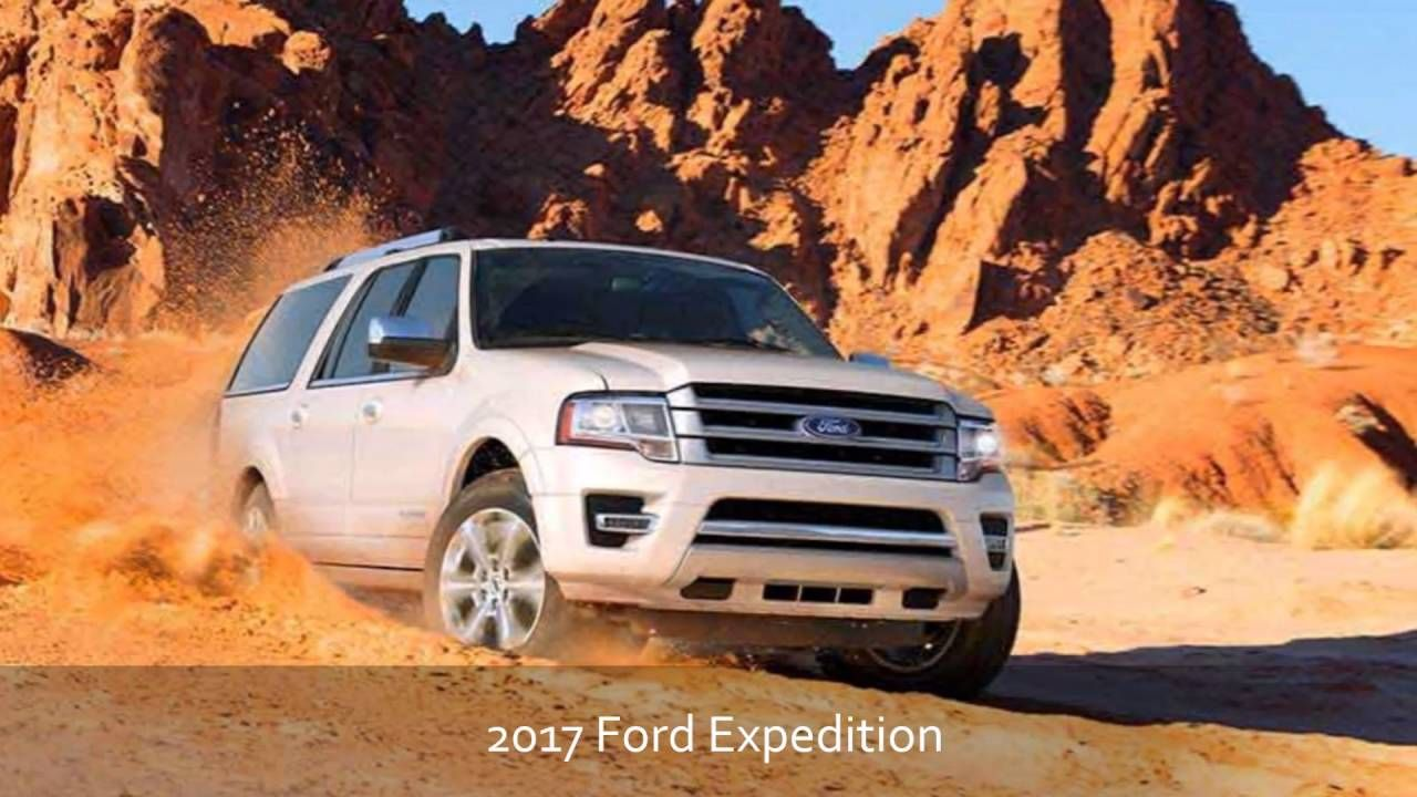 2017 Ford Expedition At Paul Clark Ford Serving Hilliard Yulee And