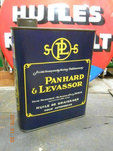 ancien-bidon-huile-PANHARD-et-LEVASSOR-superbe