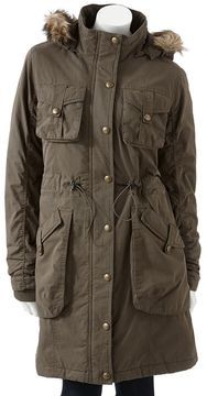 Miss sixty hooded anorak jacket on shopstyle.com | Anorak Parka ...