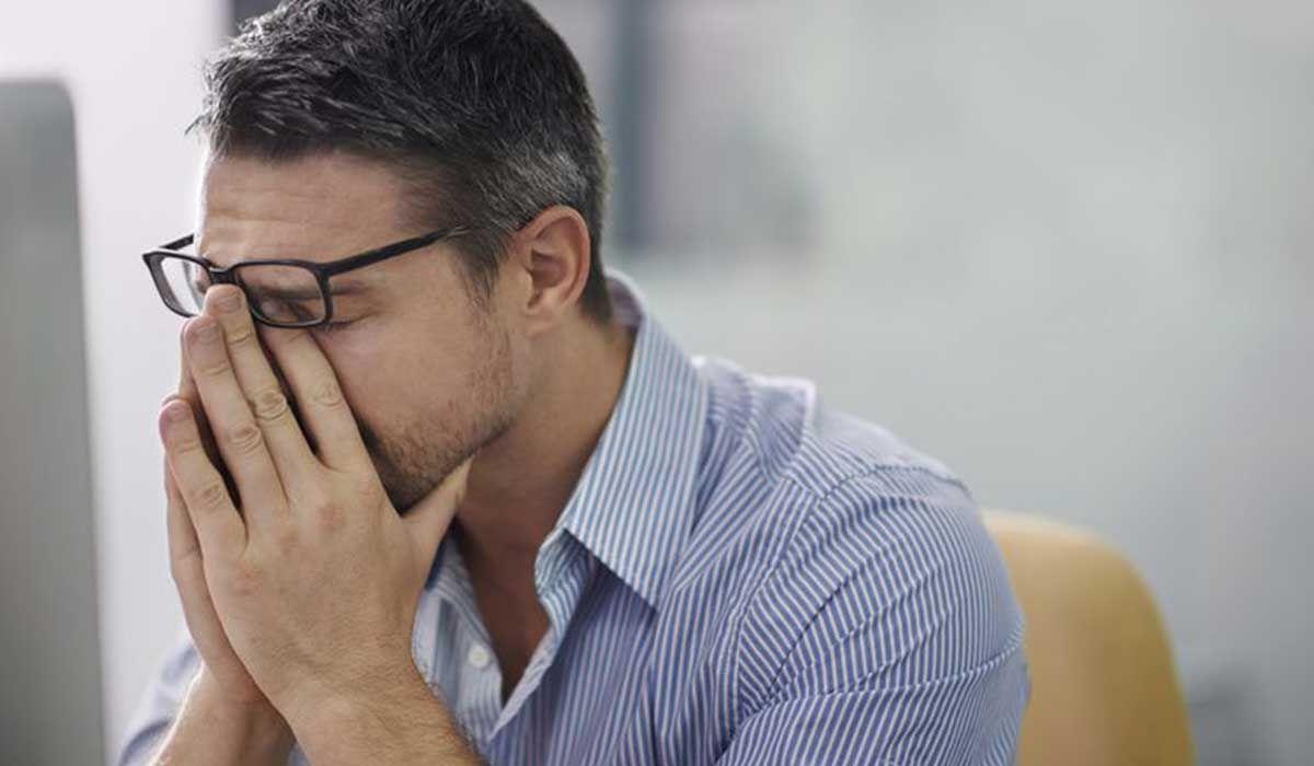 الصداع التوتري وطرق علاج الصداع التوتري Adrenal Fatigue Physical Effects Of Stress Migraine Treatment