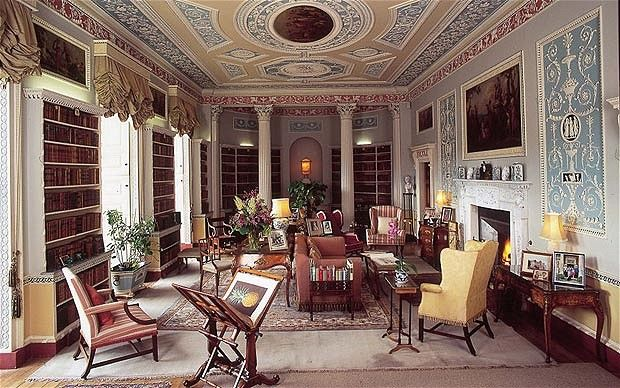 Janey Compton | Yorkshire, Hall and Interiors