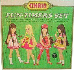 1967 sears fun timers set chris doll 3 vintage barbie pinterest 1967 sears fun timers set chris doll 3 publicscrutiny Choice Image