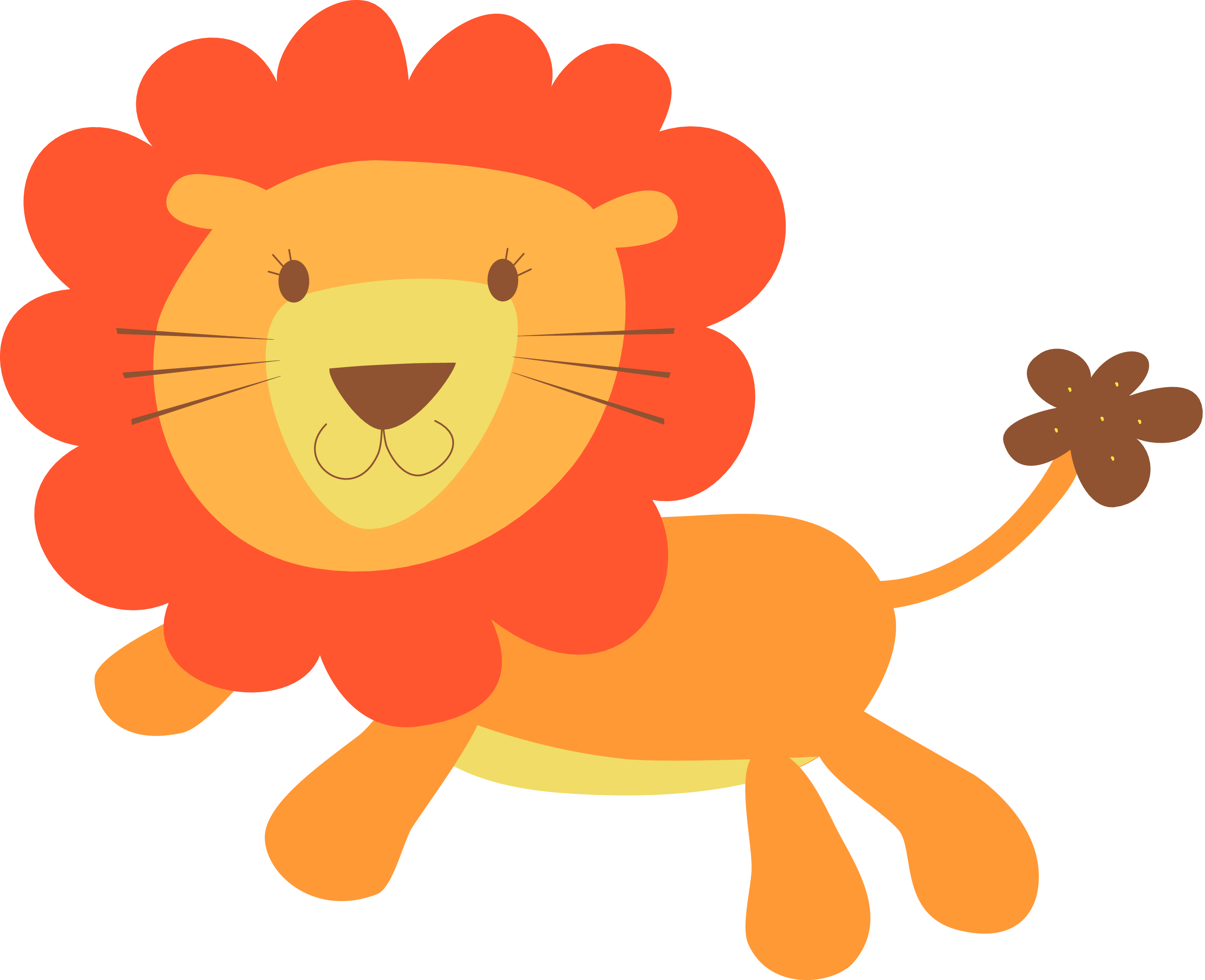 lion clipart png Use these free images for your websites