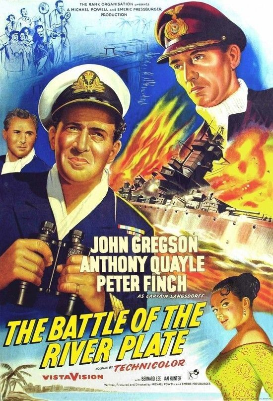 The Battle Of The River Plate 1956 1080p Bluray X264 Thugline